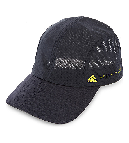 ADIDAS BY STELLA MCCARTNEY Run mesh cap (Legend+blue