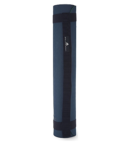 ADIDAS BY STELLA MCCARTNEY Yoga mat (Dark+petrol