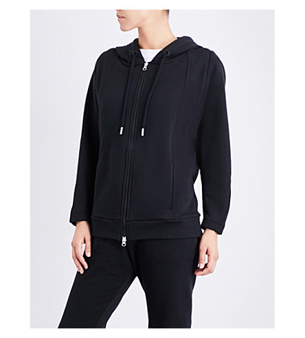 ADIDAS BY STELLA MCCARTNEY Essentials jersey hoody (Black