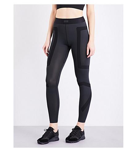 Y-3 SPORT Techfit slim-fit leggings (Black