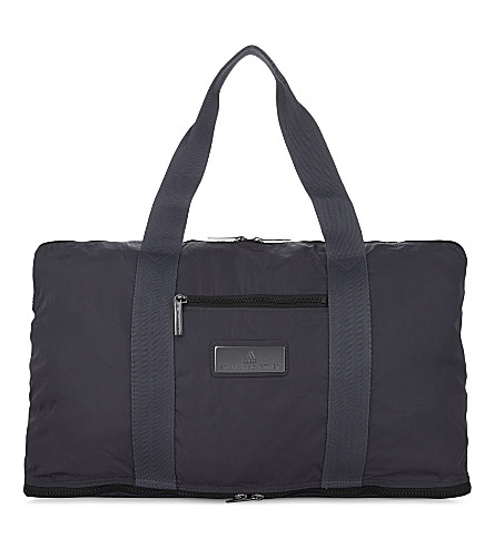 ADIDAS BY STELLA MCCARTNEY Yoga bag (Night+steel
