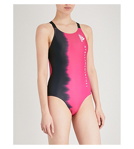 ADIDAS BY STELLA MCCARTNEY Training swimsuit (Eqt+pink