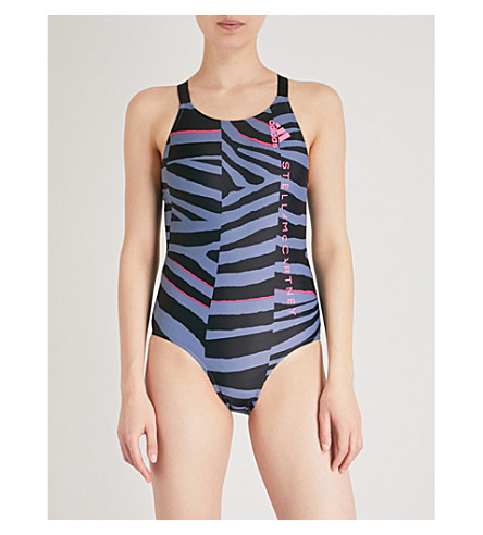 ADIDAS BY STELLA MCCARTNEY Training swimsuit (Tech+ink