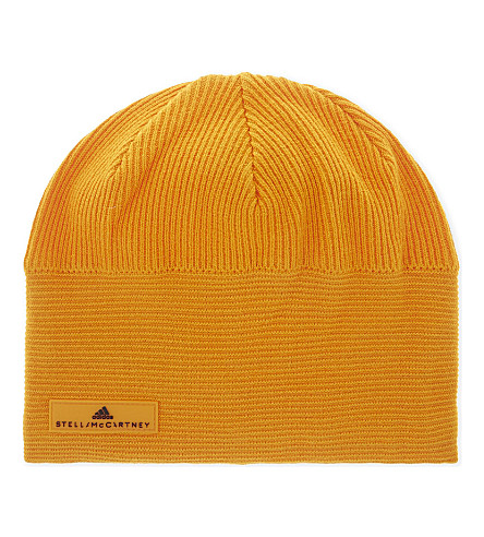 ADIDAS BY STELLA MCCARTNEY Running beanie (Lucky+orange