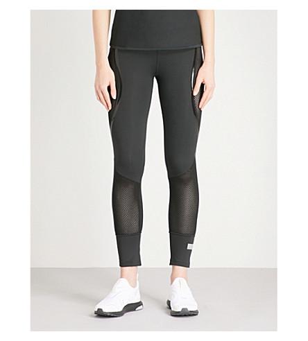 ADIDAS BY STELLA MCCARTNEY Run ultra-tight stretch-jersey leggings (Black