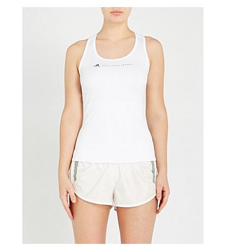 ADIDAS BY STELLA MCCARTNEY Performance Essentials jersey top (White