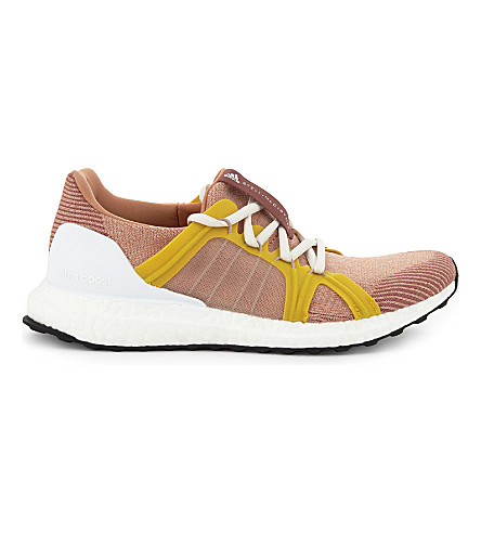 ADIDAS BY STELLA MCCARTNEY Ultraboost running shoes (Apricot+rose