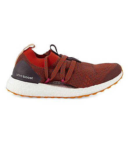ADIDAS BY STELLA MCCARTNEY Ultraboost X running shoes (Clay+red