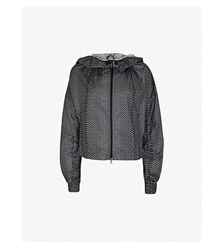 ADIDAS BY STELLA MCCARTNEY Run shell jacket (Black