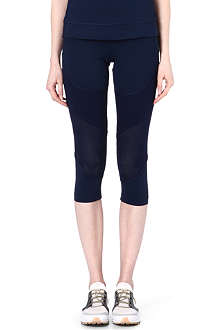 ADIDAS STELLA Run Three-Quarter running leggings