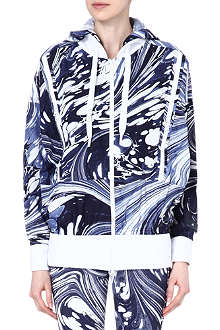 ADIDAS STELLA Run printed jacket