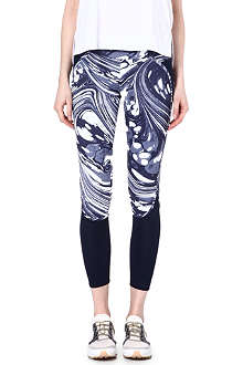 ADIDAS STELLA Run Seven-Eight running leggings