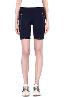 ADIDAS STELLA Perforated cycling shorts