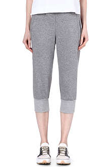 ADIDAS STELLA Essentials three-quarter jogging bottoms