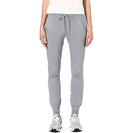 Y3 Stripe jogging bottoms (Styrene