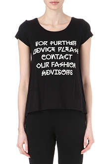 Y3 Message T-shirt