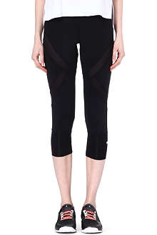 ADIDAS STELLA Mesh running tights