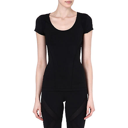 ADIDAS STELLA Women's Since 2005 performance t-shirt (Black