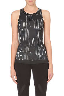 ADIDAS BY STELLA MCCARTNEY Run printed vest