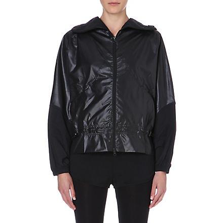 ADIDAS BY STELLA MCCARTNEY Performance running jacket (Black