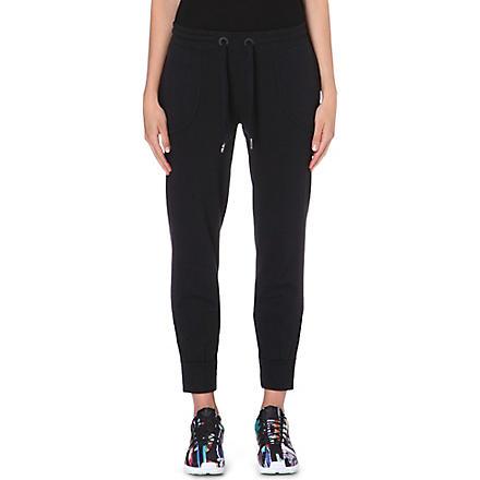 ADIDAS BY STELLA MCCARTNEY Essential jogging bottoms (Black