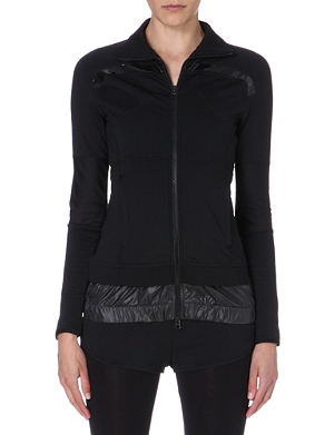 ADIDAS BY STELLA MCCARTNEY Performance stretch-jersey jacket