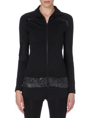 ADIDAS BY STELLA MCCARTNEY Performance stretch-jersey jacket