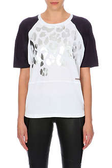 ADIDAS BY STELLA MCCARTNEY Yoga Graphic t-shirt