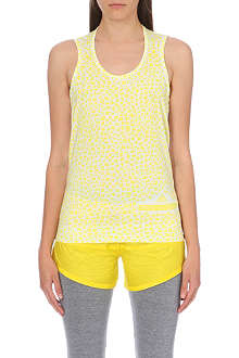 ADIDAS BY STELLA MCCARTNEY Run Graphic vest top