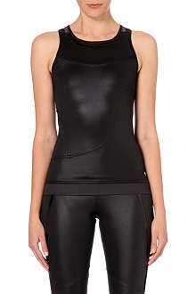 ADIDAS BY STELLA MCCARTNEY Run Performance stretch-jersey vest