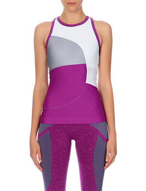 ADIDAS BY STELLA MCCARTNEY Studio Performance vest top