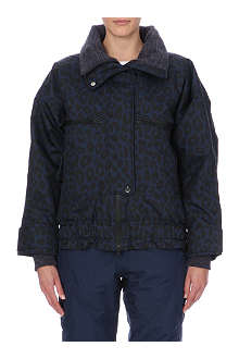 ADIDAS BY STELLA MCCARTNEY Wintersport animal-print performance jacket