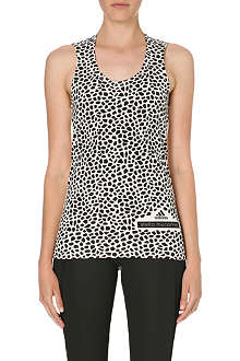 ADIDAS BY STELLA MCCARTNEY Graphic vest top