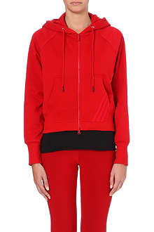 Y3 Hane cotton-jersey hoody