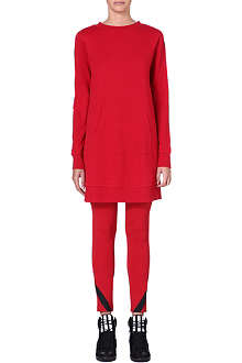 Y3 Hane long-sleeved dress