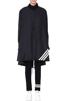 Y3 Raincoat cape jacket