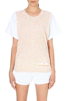 ADIDAS BY STELLA MCCARTNEY Run Mosaic t-shirt