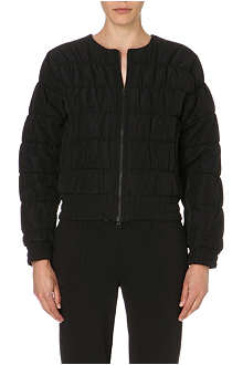 ADIDAS BY STELLA MCCARTNEY Cropped padded jacket