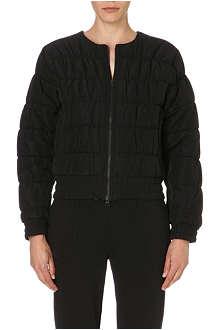 ADIDAS BY STELLA MCCARTNEY Cropped padded jacket