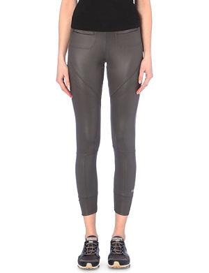 ADIDAS BY STELLA MCCARTNEY Stretch-jersey sweat leggings