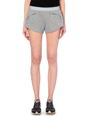 ADIDAS BY STELLA MCCARTNEY Contrast jersey shorts