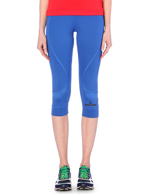 ADIDAS BY STELLA MCCARTNEY Cropped running leggings