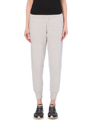ADIDAS BY STELLA MCCARTNEY Cotton-jersey jogging bottoms