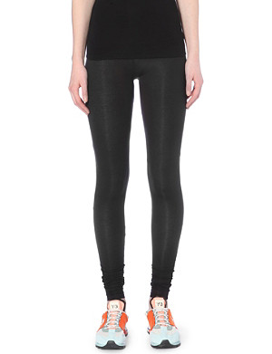 Y3 Stretch-jersey leggings