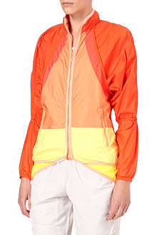 ADIDAS STELLA Perforated cycling jacket