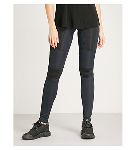 KORAL Rappel jersey leggings (Black
