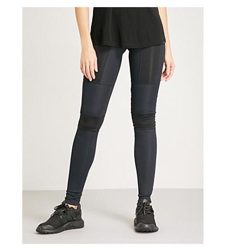 KORAL 绳索衫裤 (黑色