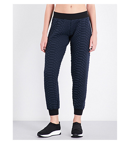 ULTRACOR Venom stretch-jersey leggings (Oxford+blue/gold