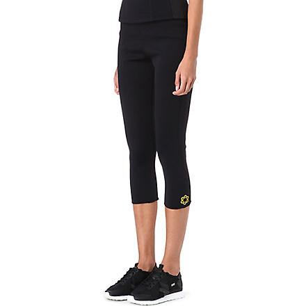 ZAGGORA HotPants™ 2.0 Capri leggings (Black