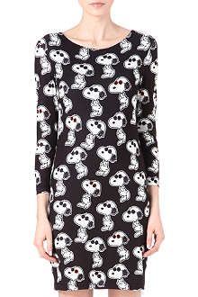 RODNIK X PEANUTS Snoopy bodycon dress
